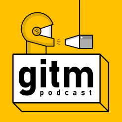 This image has an empty alt attribute; its file name is gitm-season-2-podcast-cover-minimalistic.png